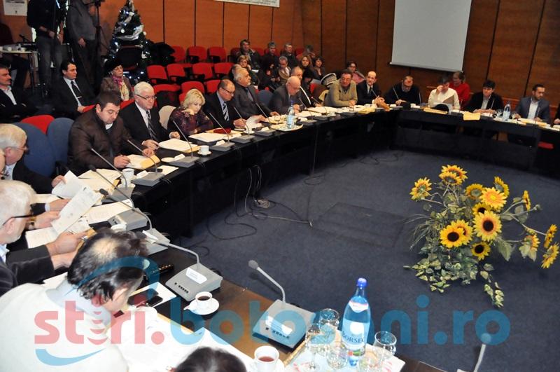 Președintele Consiliului Județean vrea să îi ducă pe consilieri la mănăstire