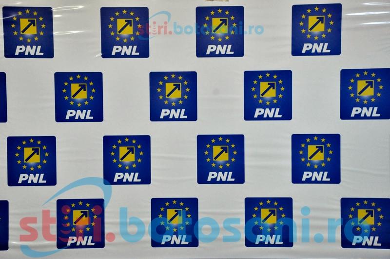 Președintele demisionar al PNL Botoșani conduce în continuare filiala locală