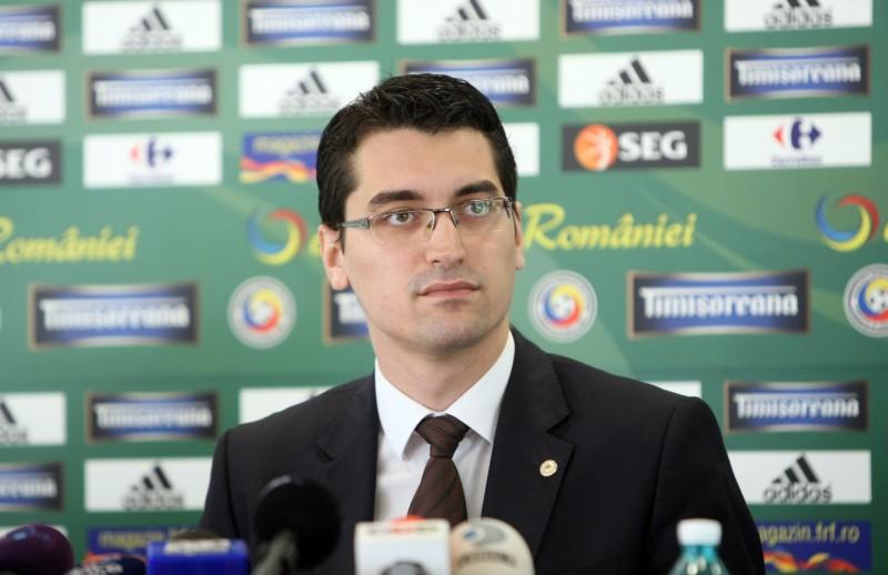 Presedintele FRF, Razvan Burleanu, vine la Botosani! Sambata merge in comuna Vaculesti!