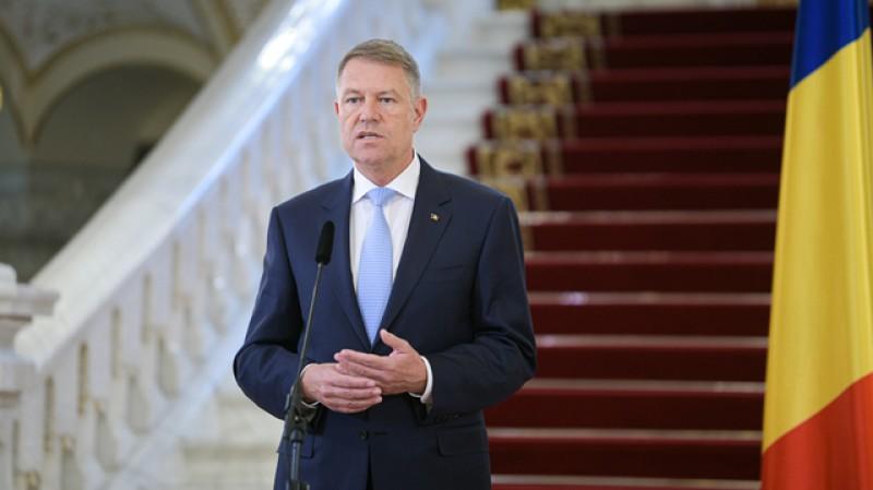 Președintele Klaus Johannis a anunțat prelungirea stării de urgență din România