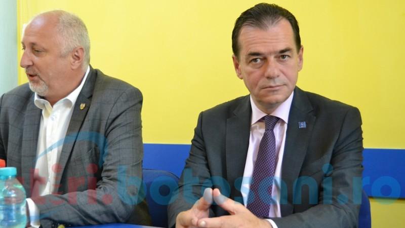 Preşedintele PNL, Ludovic Orban, estimează că în ritmul politicilor PSD, România va cunoaşte o criză economică fără precedent