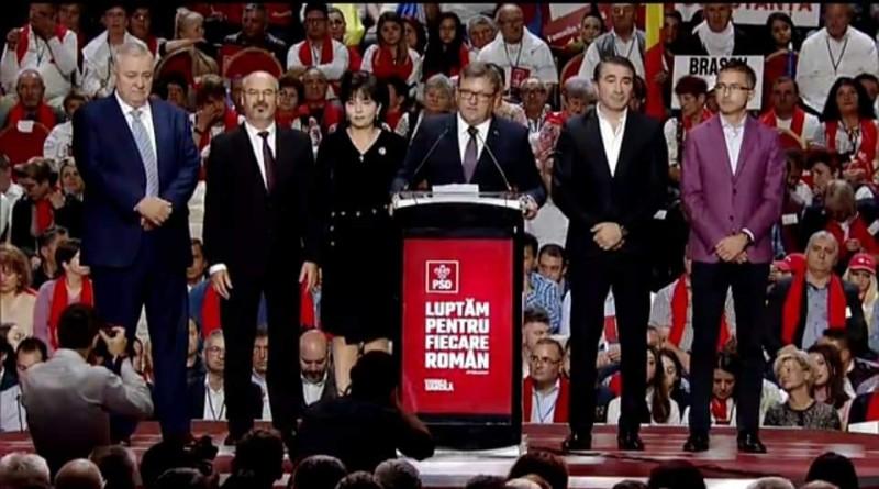 """Președintele PSD Botoșani: """"Cauza poporului social-democrat trebuie să fie sprijinul total acordat Vioricăi Dăncilă"""""""