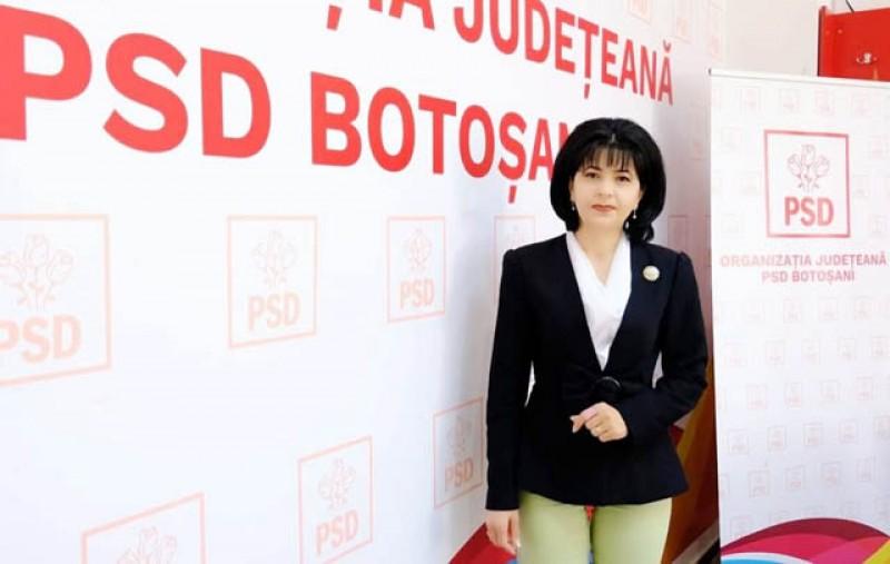 Președintele PSD Botoșani, Doina Federovici: Protecția copiilor și persoanelor cu dizabilități lăsate fără fonduri de guvernul PNL, au fost salvate de PSD în Parlament prin alocări în valoare de 850 de milioane de lei
