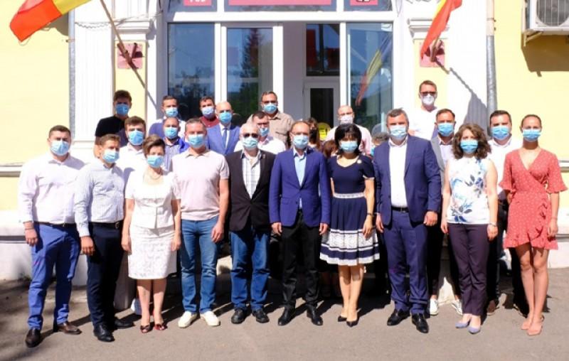 Președintele PSD Botoșani, senatorul Doina Federovici: 25 de profesioniști din Botoșani au semnat adeziunea la PSD
