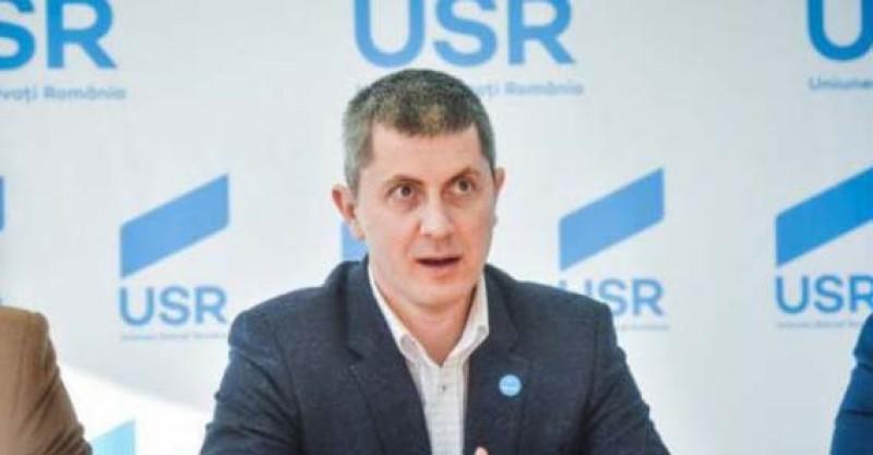 Președintele USR, Dan Barna, ajunge la finele acestei săptămâni la Botoșani