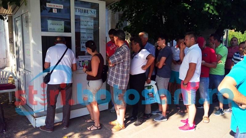 Prețul biletelor pentru partidele cu Dinamo și CFR Cluj