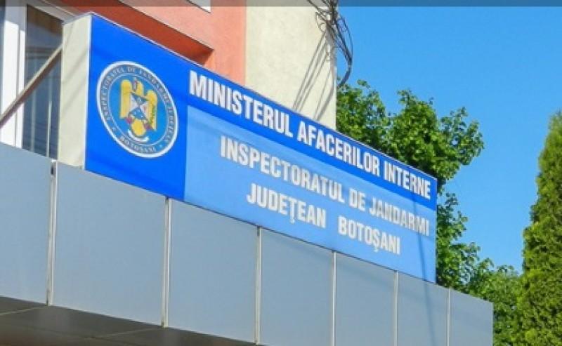 Prim-adjunct nou la Inspectoratul de Jandarmi Botoșani