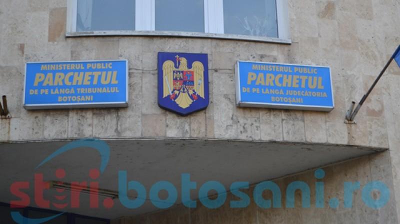 Prim-procurorul Parchetului de pe lângă Judecătoria Botoșani, Dorina Dragomir, a ieșit la pensie