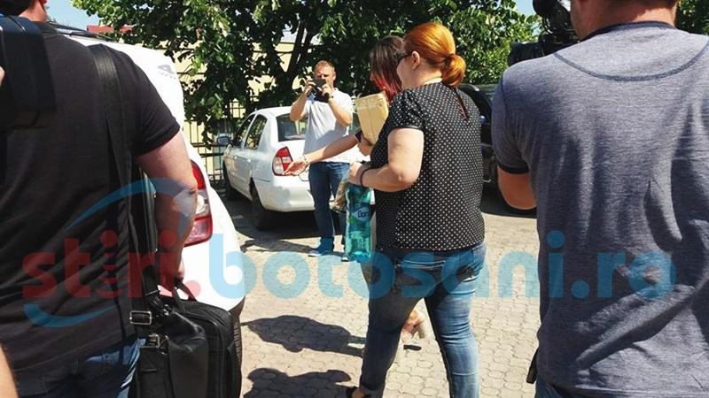 Prim-procurorul Parchetului de pe lângă Tribunalul Botoşani, dus la audieri la DNA! FOTO