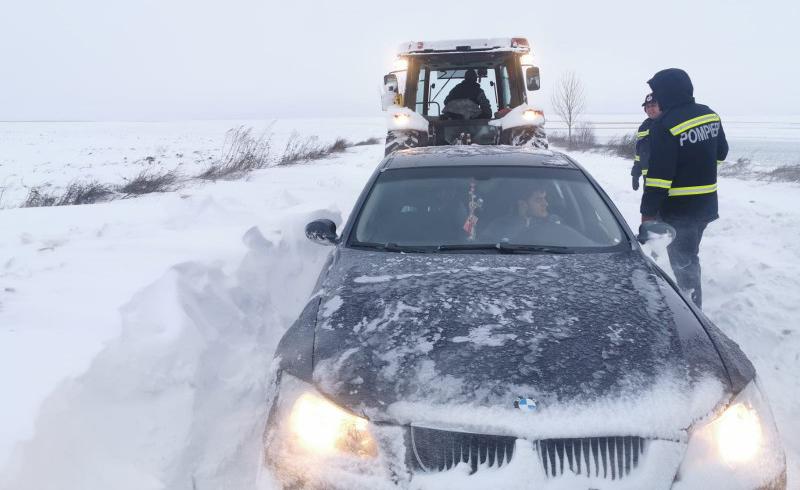 Prima ninsoare a făcut prăpăd în Nordul Moldovei