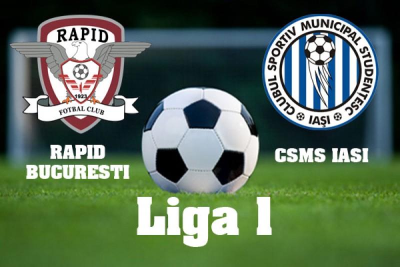 Prima victorie din Liga 1 pentru CSMS Iaşi!