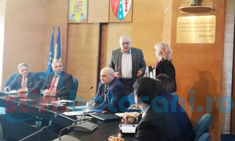 Primar din județul Botoșani, premiat de președintele ACoR