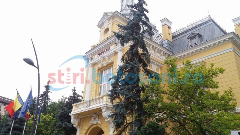 Primăria Botoșani a făcut rost de bani pentru investiții. Ce se întâmplă cu creditele contractate!