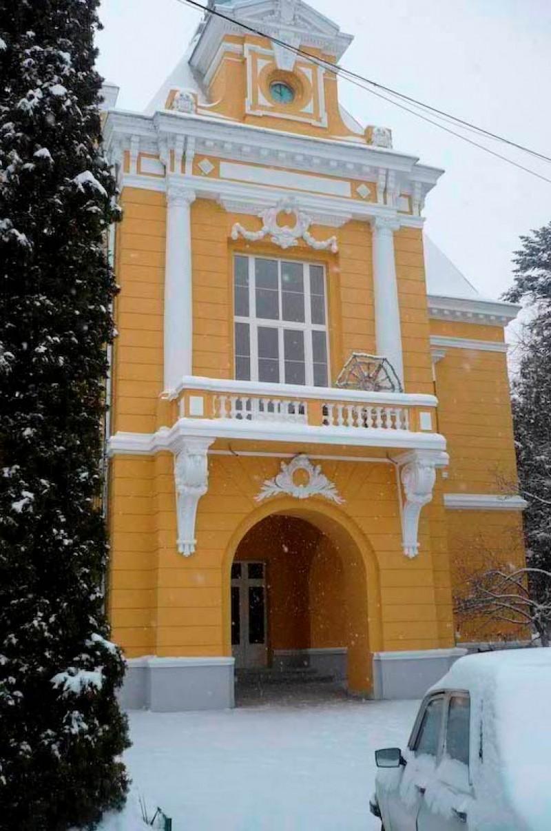 Primaria Botosani - casa noua, dar cu datorii! - Galerie FOTO