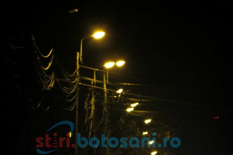 Primăria Botoșani cumpără rețeaua de iluminat public