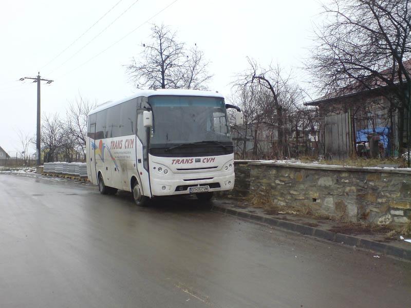 Primaria Botosani incepe lupta cu transportatorii!