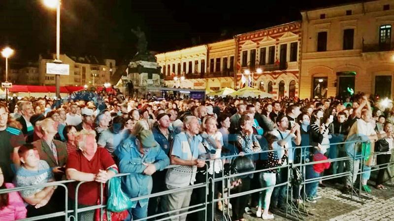 Primăria Botoșani promite trei zile de spectacol la September Fest