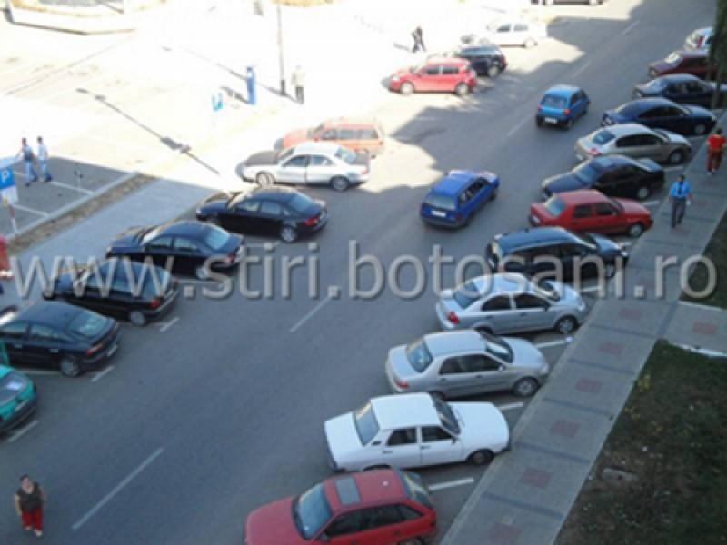 Primăria demarează licitațiile pentru locurile de parcare