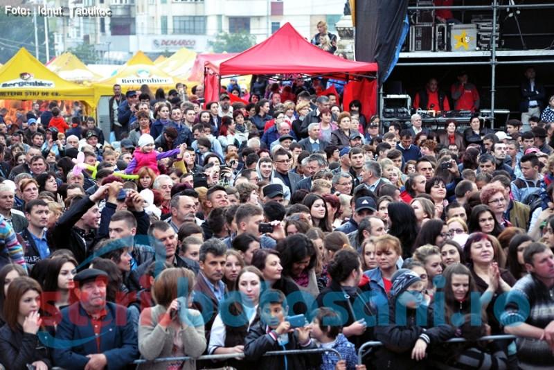 Primăria Botoșani organizează Zilele Orașului. Vezi când și unde!