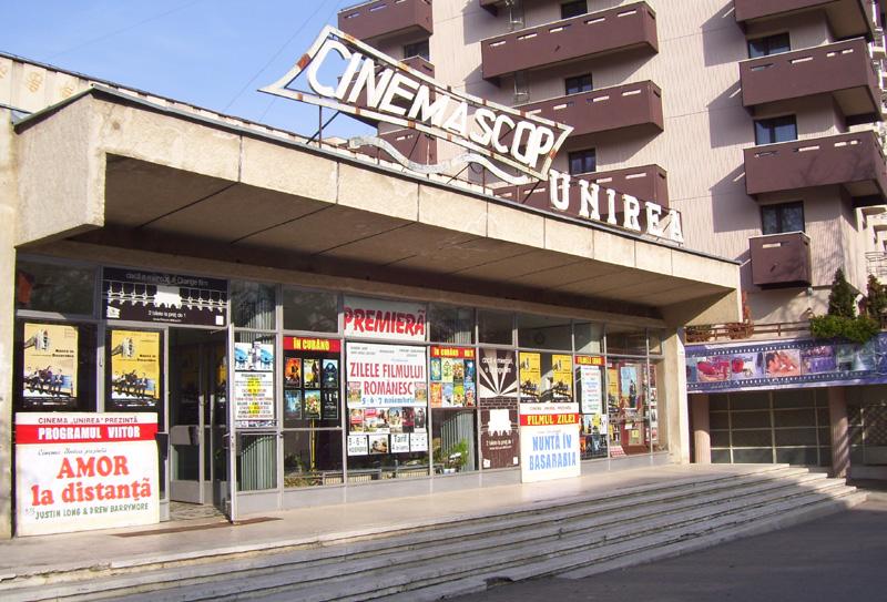 Primăria preia Cinematograful Unirea