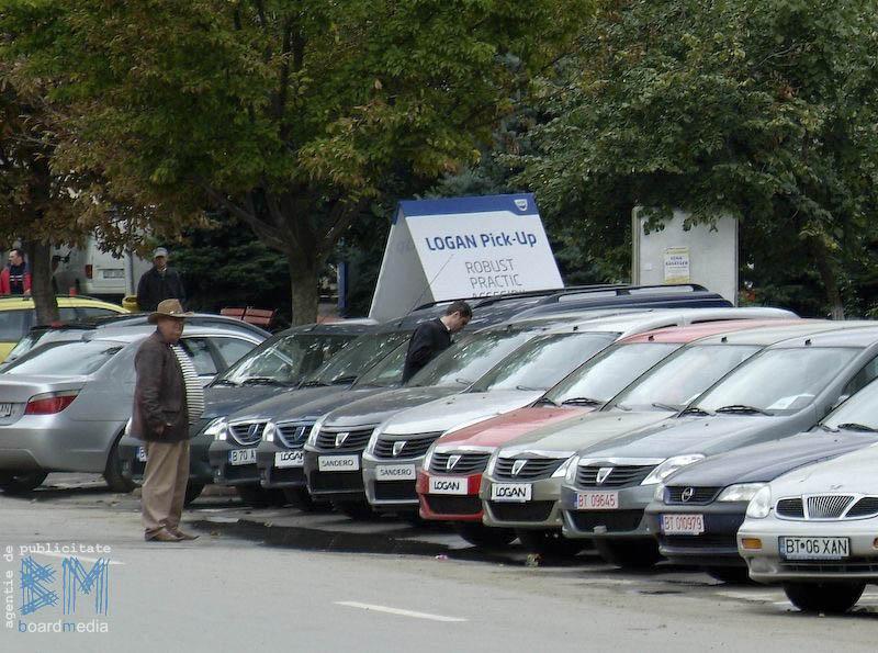 Primaria, solicitata sa intervina in eliberarea unei parcari ocupata de autoturismele firmei Xandor
