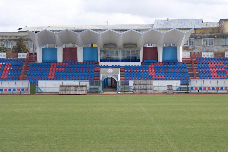 Primăria va achiziţiona o tabelă de marcaj pentru stadionul Municipal