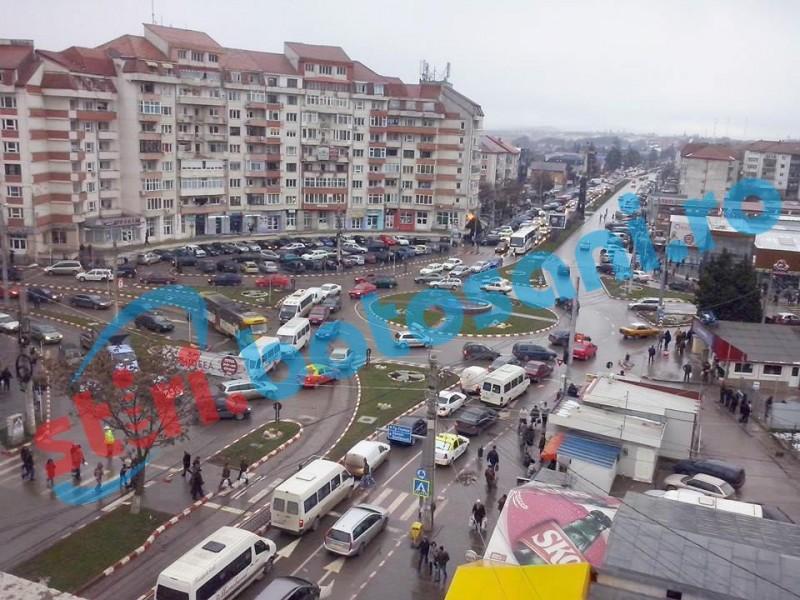"""""""32 de milioane de euro vor intra în oraș"""", spune primarul Cătălin Flutur"""