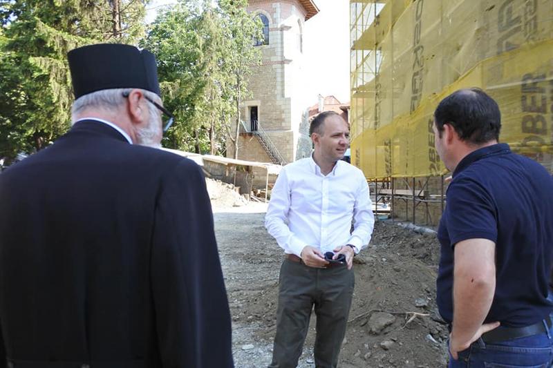 Primarul Andrei își dorește achiziția tuturor clădirilor de patrimoniu