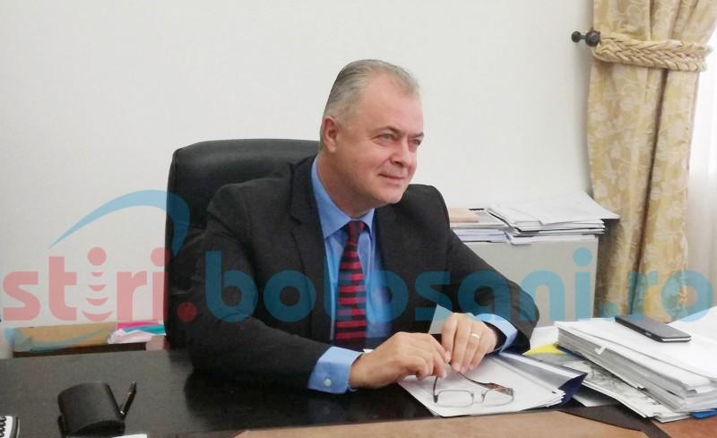 """Primarul Cătălin Flutur, despre sumele alocate de Consiliul Județean: """"Mă așteptam să fie o chestie în contrapartidă"""""""