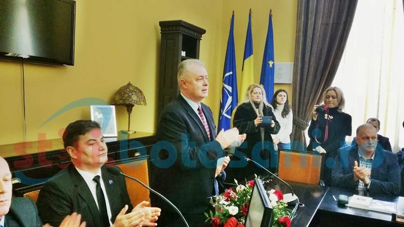 """Primarul Cătălin Flutur: """"Nici ministrul Culturii nu ne onorează cu prezenţa la Zilele Eminescu"""""""