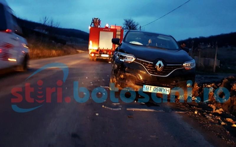 Primarul comunei Dangeni, implicat intr-un nou accident rutier! FOTO, VIDEO