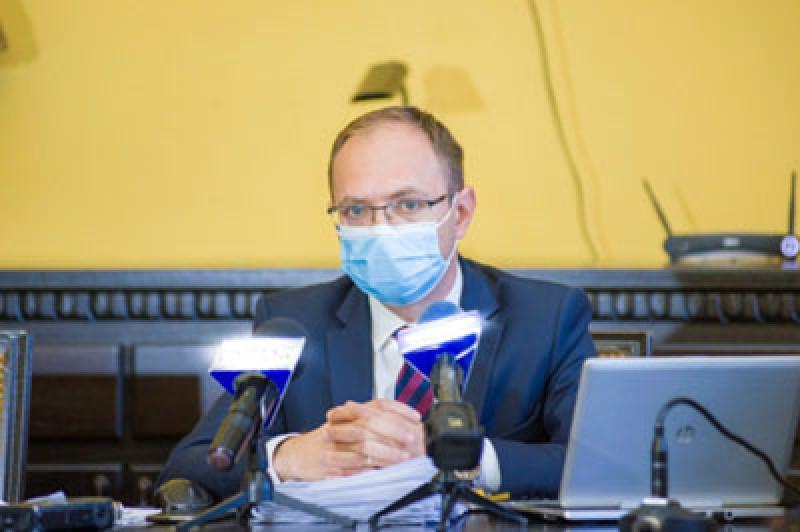 Primarul Cosmin Andrei a convocat o nouă ședință de Consiliu Local