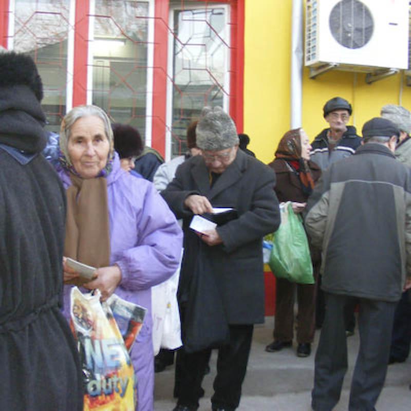 Primarul de la Hanesti nu vrea mita electorala! - completare
