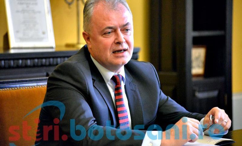 Primarul municipiului Botoșani, Cătălin Mugurel Flutur: Salubrizarea orașului, administrarea piețelor și cimitirelor, împinse în criză de iresponsabilitatea PSD
