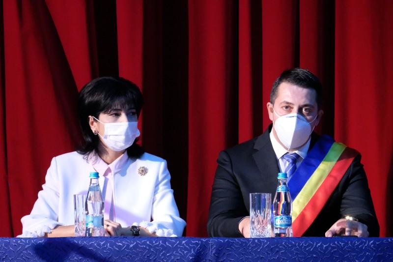 Primarul orașului Bucecea, Angel Gheorghiu, a depus jurământul