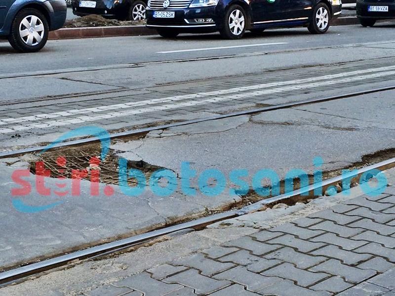 Coșmarul șoferilor de pe strada Primăverii: Ce vor să facă șefii din primărie cu liniile de tramvai!