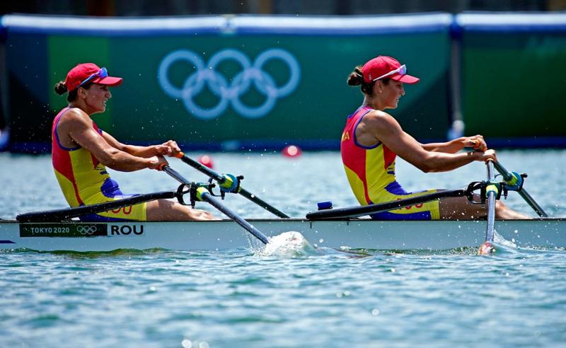 Primele emoții au trecut: Botoșăneanca Simona Radiş și Ancuţa Bodnar au intrat în semifinală la Jocurile Olimpice de la Tokyo