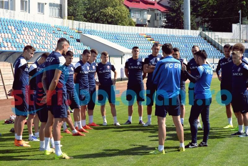 Primele transferuri realizate de FC Botosani: un portar si un mijlocas - VIDEO