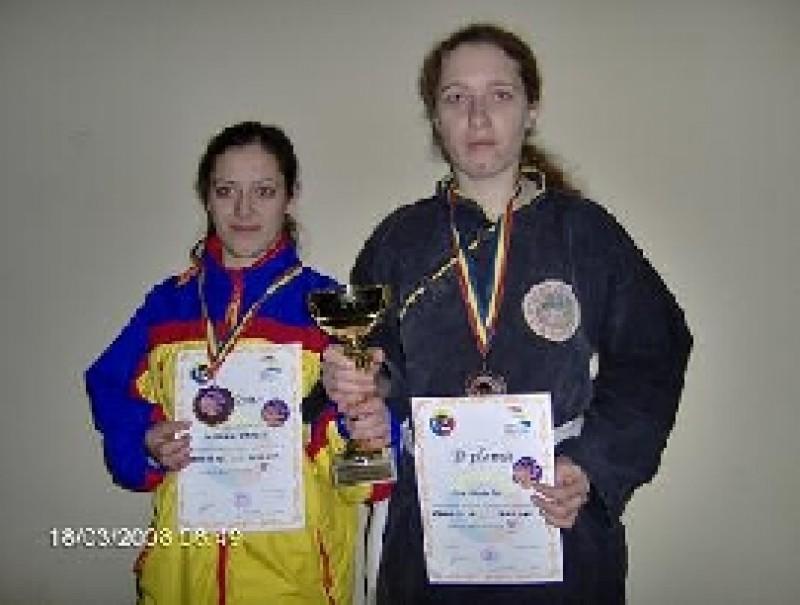 Primul campionat national fara medalii