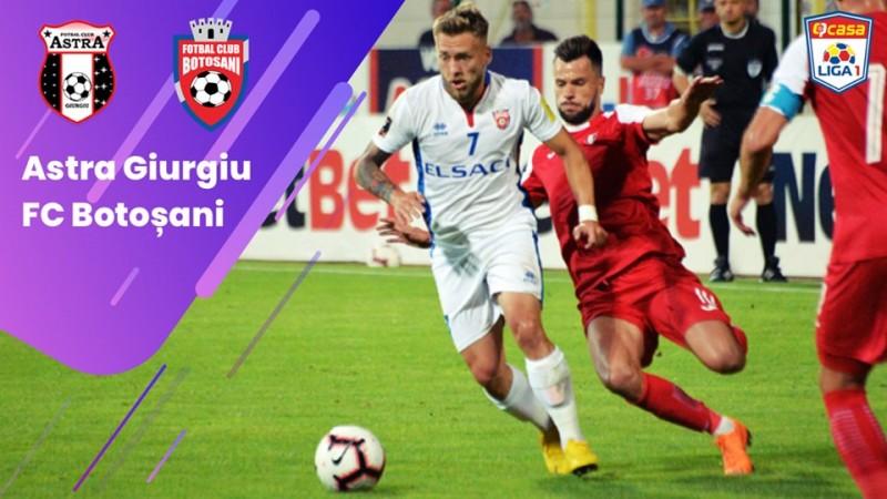Primul meci din noul sezon de Liga I al FC Botoșani se dispută astăzi