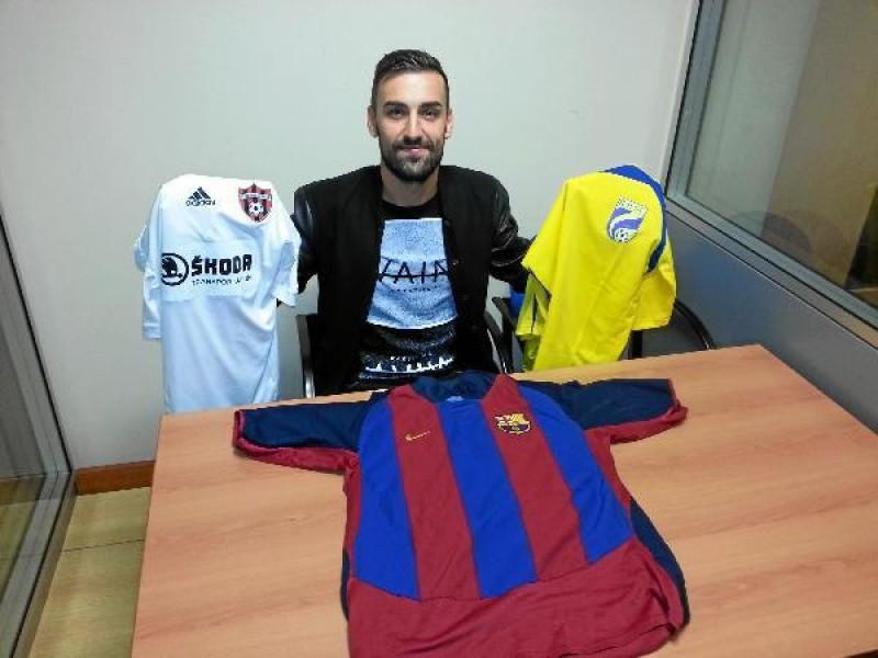 Primul transfer realizat de FC Botosani! A adus un spaniol de la Spartak Trnava!