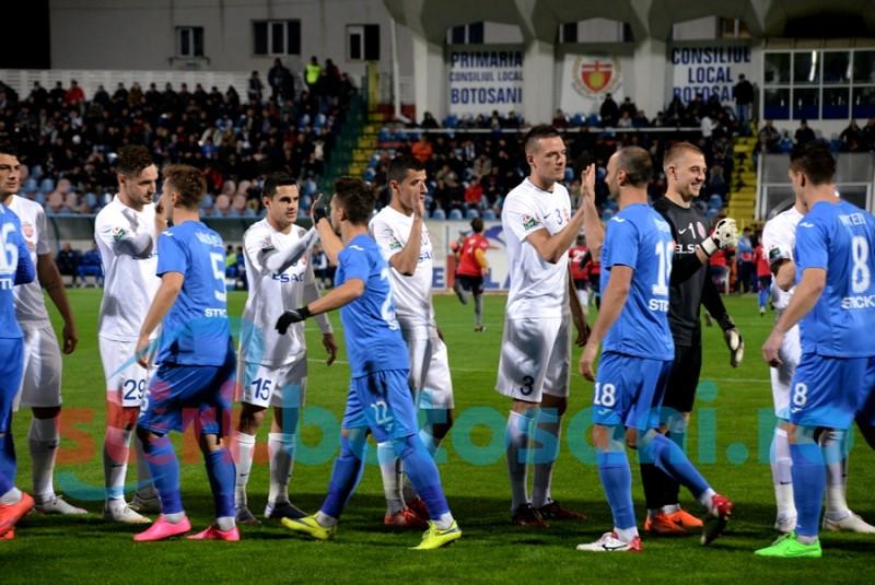 Primul transfer realizat de FC Botosani! A marcat impotriva botosanenilor!