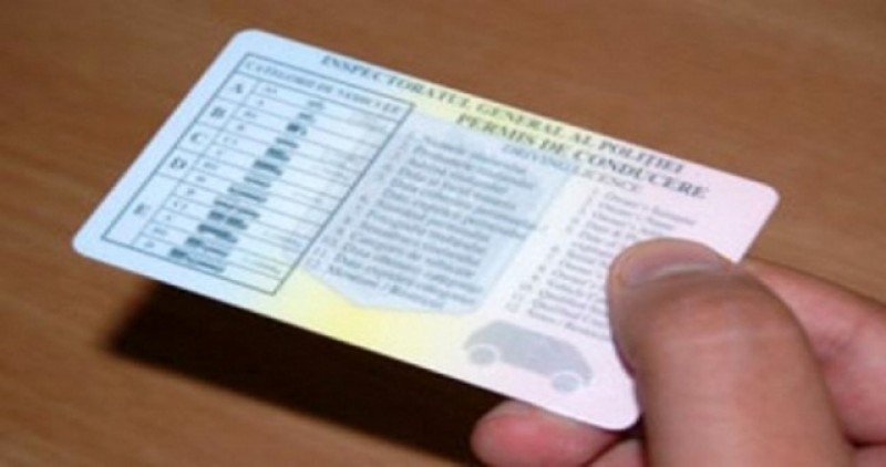 Prins la volan după opt luni de la suspendarea carnetului de conducere