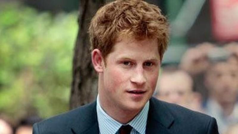 Printul Harry se afla in Romania, pentru a sarbatori Pastele