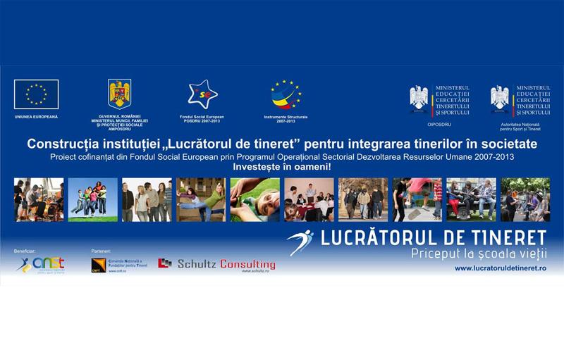"""""""Pro Activ XXI"""", un nou proiect pilot pentru crearea unei reţele de lucrători de tineret în judeţul Botoşani"""