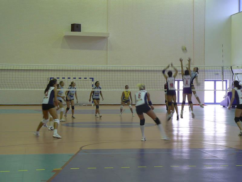 Pro Volei Botosani - Constructorul Bucuresti 3-0