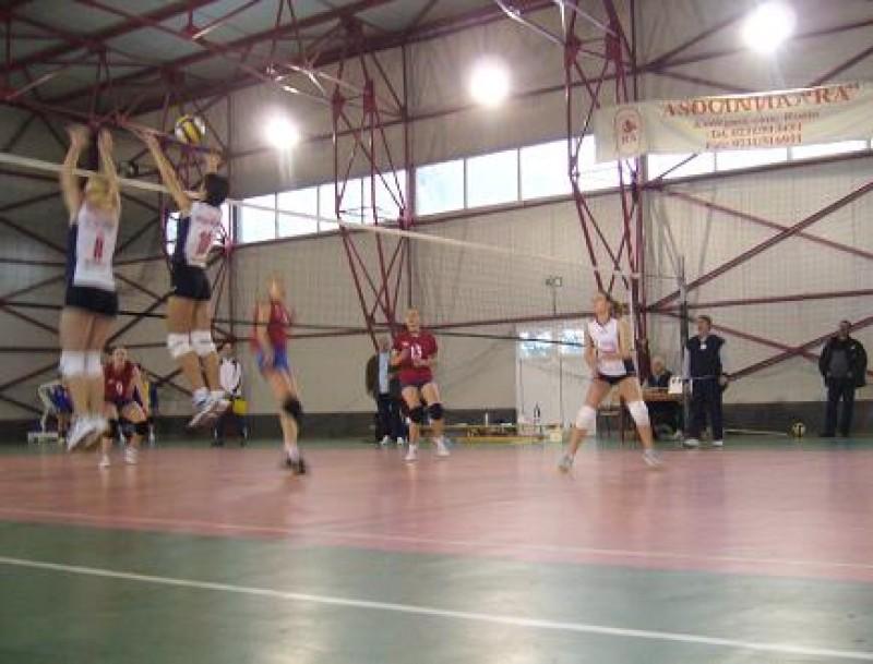 Pro Volei Botoşani - Deltacons Tulcea 3-0