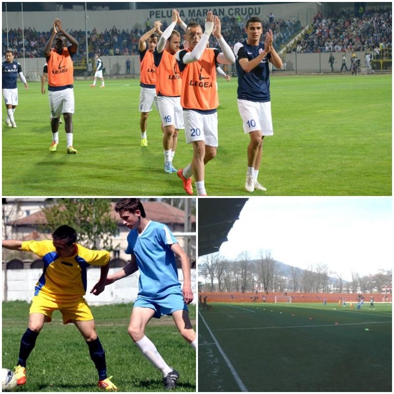 """Problema cu care se confrunta FC Botosani si echipele de juniori: """"Din pacate suferim la acest capitol si fac un apel la domnul primar"""""""