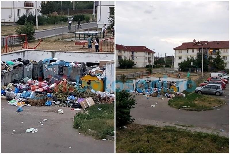 Probleme cu ridicarea deşeurilor, reclamate de botoşăneni