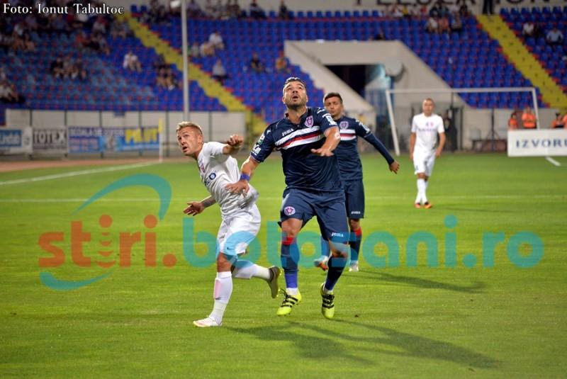 Probleme de lot pentru FC Botosani, inaintea meciului de la Targu Mures